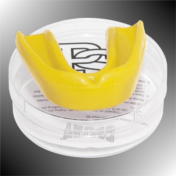 Zahnschutz ALLROUND MINT-gelb