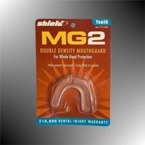 Zahnschutz MG2 für Kinder von SHIELD-2-stufig-transparent